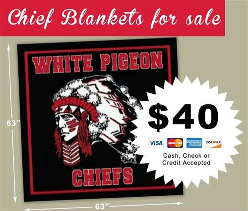 Chiefs Blankets are Back!