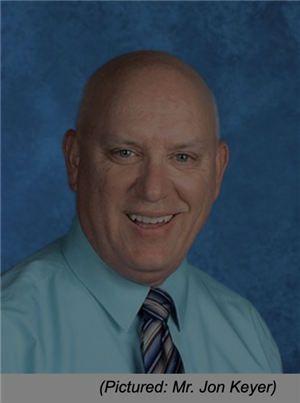 Jon Keyer, Superintendent