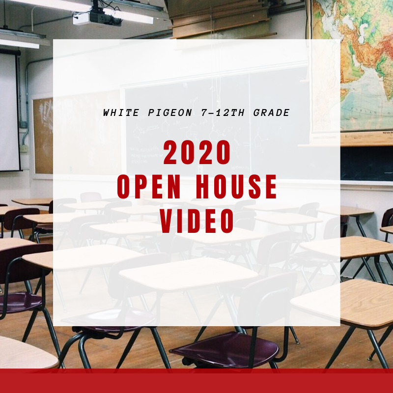 2020 MS/HS Open House